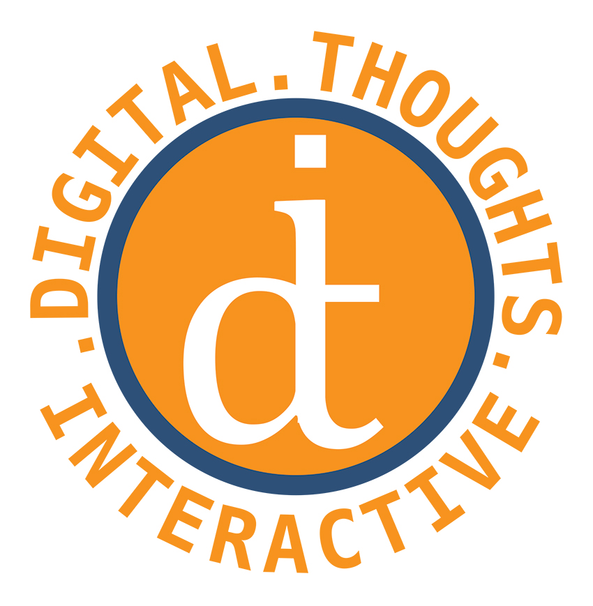 Digital Thoughts Interactive Logo